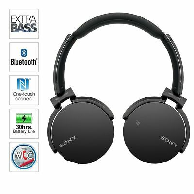 mdr xb650ap 3 5mm foldable stereo active noise cancelling headphone headset cad. Black Bedroom Furniture Sets. Home Design Ideas