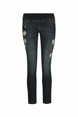 (TG. W29) Blu (dark blue denim|blue 0012) bellybutton, Jeans Donna, Blu (Dark Bl