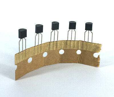 BS250 P Channel MosFET TO-92 New QTY:5