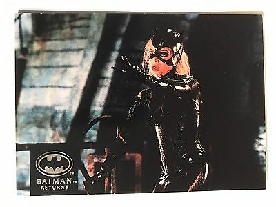 1992 Batman Returns Topps Stadium Club Trading Card #16