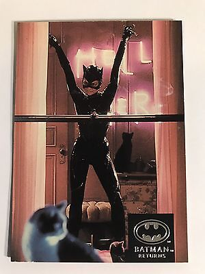 1992 Batman Returns Topps Stadium Club Trading Card #13