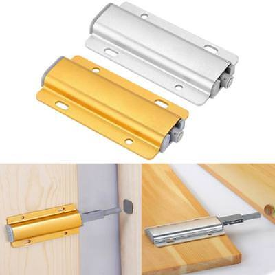 Drawer Cabinet Door Latch Push to Open System Damper Buffer Catch w/Magnetic tip