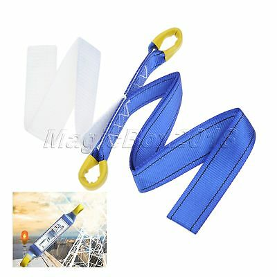 Safety Rescue Rock Tree Climbing Express Quickdraw Sling Webbing Rope Strap Cord