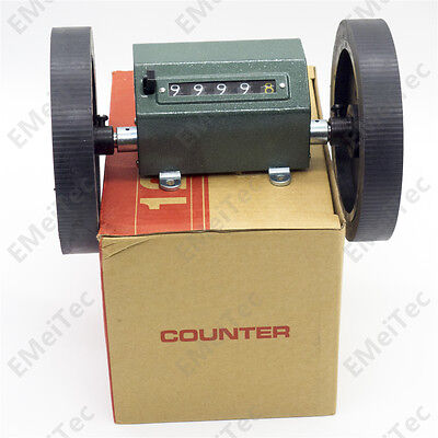 Rolling Wheel Yard Counter Mechanic Counter Textile Machinery Yards Decoder