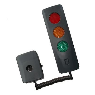 Home Garage Safe-Light Parking System Assist Distance Stop-Aid Guide Sensor