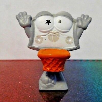 Zuru Smashers #56 WHISTLER Gray Mini Figure Mint OOP