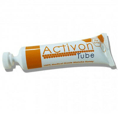 Activon Manuka Honey Dressing Tube 25G x 5