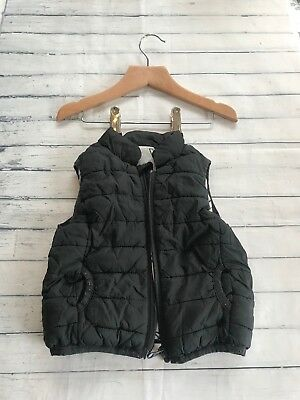 Baby Girls Clothes 6-9 Months - Cute Next Body Warmer Gilet Jacket -