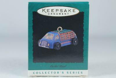 Hallmark '1996 On The Road'  4th On The Road Series Miniature Orn. New in Box