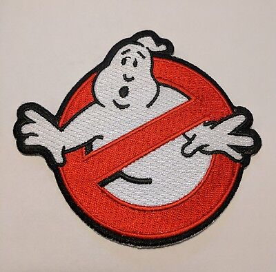 Ghostbusters Patch Movie Props
