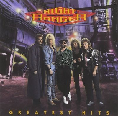 Night Ranger - Greatest Hits MCA/BMG CD BEST OF SISTER CHRISTAIN