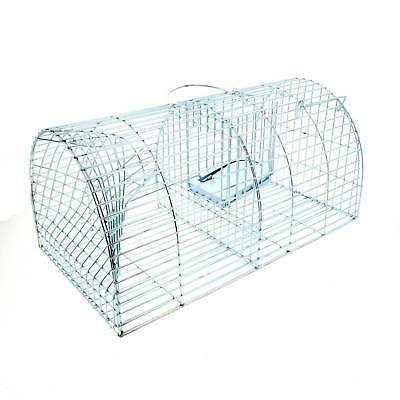 Multi Catch Rat Trap Bainbridge Galvanised Heavy Duty Humane Animal Friendly