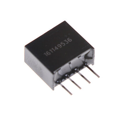 Black B1205S-1W DC-DC Converter Isolated Power Supply In12V Out 5V  GY