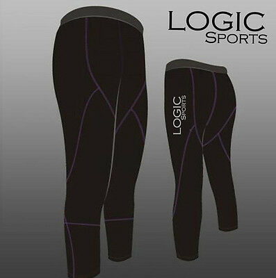 Womens Compression Running Cycling Tights/Leggings