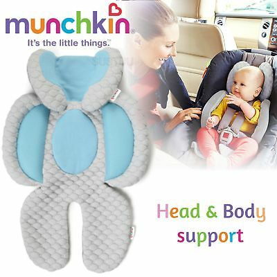 Munchkin Cool Cuddle Baby Head & Body Support│Car Seat Accessory│Newborn Baby│