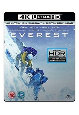 Everest 4K Ultra HD + Blu-ray + Digital Download [UHD] NEXT DAY DELIVERY!!