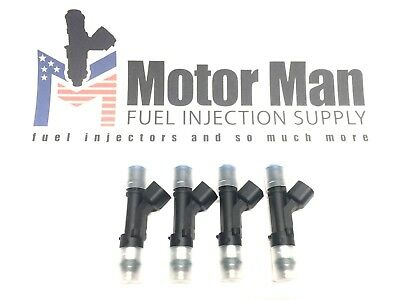 MOTOR MAN - EV14 Bosch Fuel Injector 30LB Flow Rate - 12 Hole - High