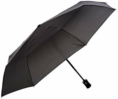 (TG. One Size) Schwarz (Plover Black) Kipling Umbrella R, Ombrello Donna, Nero (