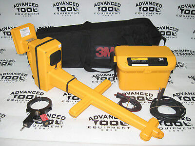 3M Dynatel 2573 Pipe Fault Receiver Wand & 2273 Cable Locator Transmitter