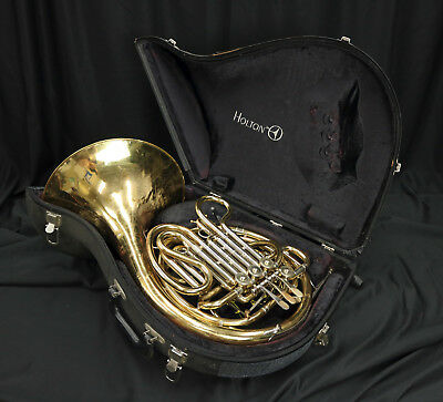 Holton H178 Double French Horn {SERVICED BY PROS} Rough
