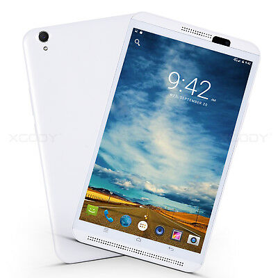 Newest Android 6.0 Tablet PC 8'' 4G LTE Phablet Quad Core 16GB IPS HD Bluetooth