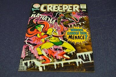 Beware the Creeper #1 (May-Jun 1968, DC)