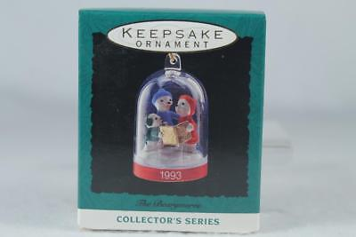 Hallmark '1993 The Bearymores' 2nd In Series - Miniature NEW In Box!