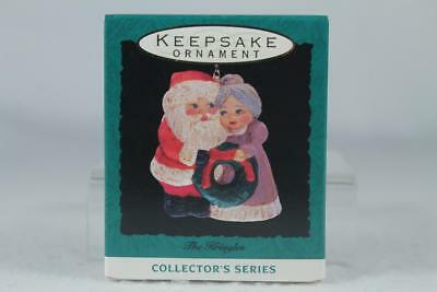 Hallmark '1993 The Kringles' 5th and Final In Series - Miniature NEW In Box