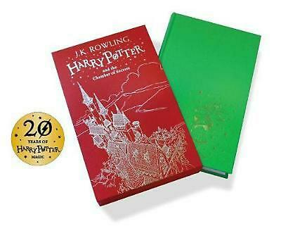 Harry Potter and the Chamber of Secrets by J.K. Rowling Hardcover Book Free Ship
