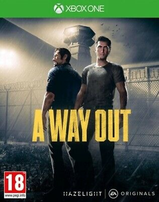 A Way Out (Xbox One) VideoGames