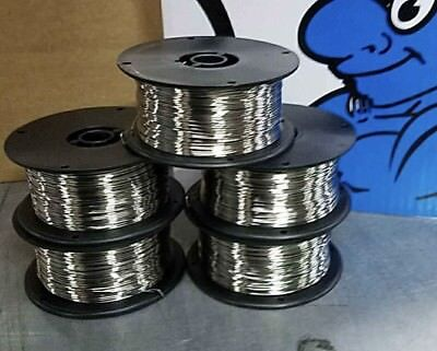ER308L .030 x 2 lb 5 PK MIG stainless steel welding wire spools Blue Demon