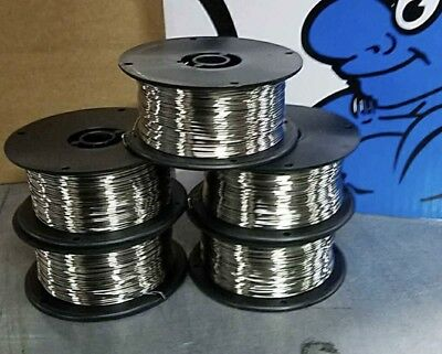ER308L .035 x 2 lb 5 PK MIG stainless steel welding wire spools Blue Demon