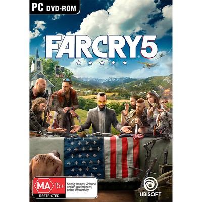 Far Cry 5 - PC - BRAND NEW