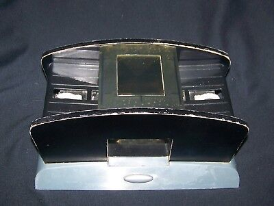 Vintage Battery Operated Automatic Card Shuffler