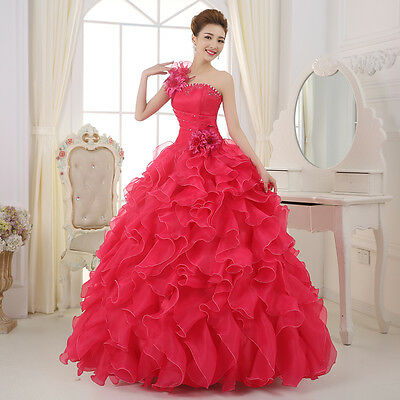 # N Quinceanera Dress Formal Prom Party Pageant Ball Dresses Bridal Wedding Gown