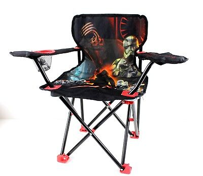 Star Wars Stormtrooper Camping Chair Indoor Outdoor Boys Folding Chair
