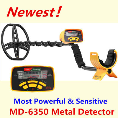 MD-6350 Metal Detector Gold Digger Treasure Hunter Gold Deep Sensitive Finder