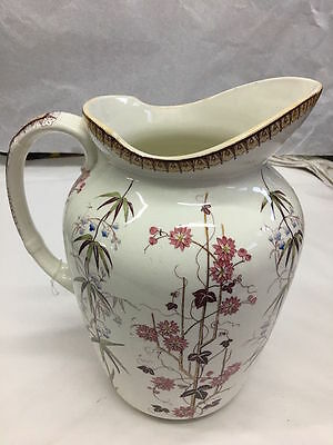 Antica Brocca Inglese in Porcellana circa 1920 antique jug