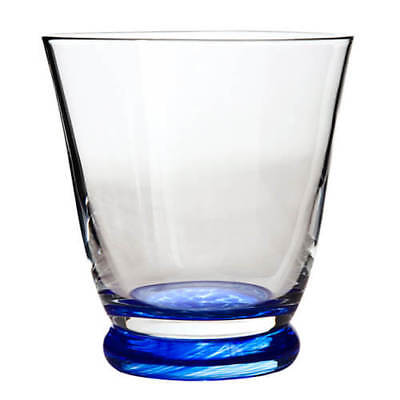 Denby Imperial Blue Small Tumbler Glass NWL Several Available Glasses