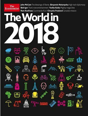The Economist (The World in 2018)
