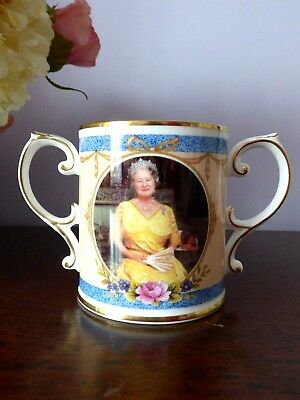 A Farewell Tribute H M Queen Elizabeth The Queen Mother 1900 2002 Cup