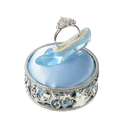 Disney Store Japan Shoes classical of glass with case Cinderella Rings