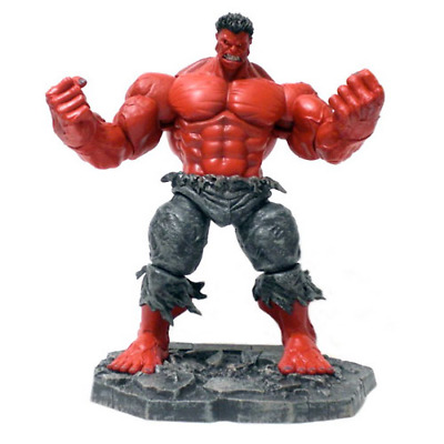 HULK - Red Hulk Marvel Select Action Figure Diamond