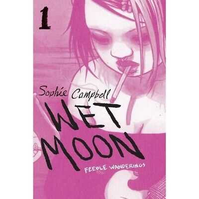 Wet Moon Volume 1: Feeble Wanderings New Edition