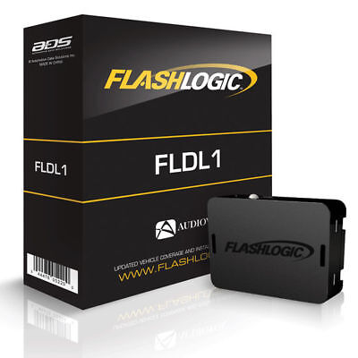 FLASHLOGIC Door Lock and Immobilizer Bypass Module for 1989-Up GM | FLDL1