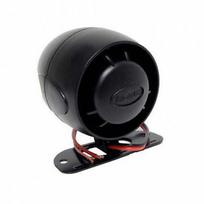 FLASHLOGIC Ultra Mini Siren Alarm Add-On for Select FlashLogic Systems AS9903E