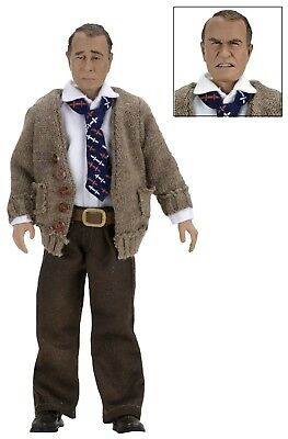 "A Christmas Story, Old Man 8"" Clothed Action Figure by NECA"