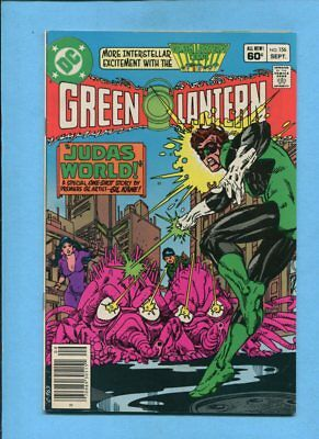 Green Lantern #156 Tales Of The Corps DC Comics September 1982 Gil Kane