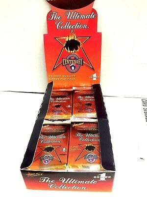 1996 Select AFL Series 1 Trading Cards Sealed Loose Packs Unit of 4--packs