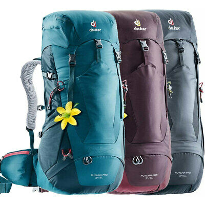 d32567292c1 DEUTER FUTURA PRO 34L SL Womens Hiking Backpack - $229.54 | PicClick AU